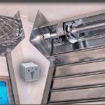 changer un moteur-de-rideau-métallique