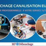 MF Debouchage: Société de dégorgement à Eure (27)