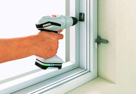 Comment poser une fenêtre en applique