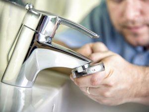 Précautions à prendre avant le démontage d'un robinet