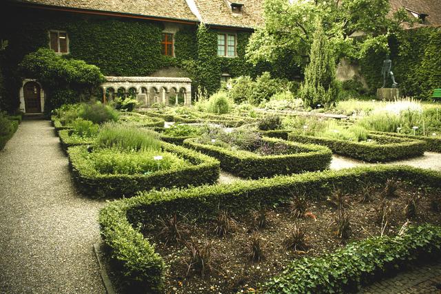 Plans de jardin potager simples