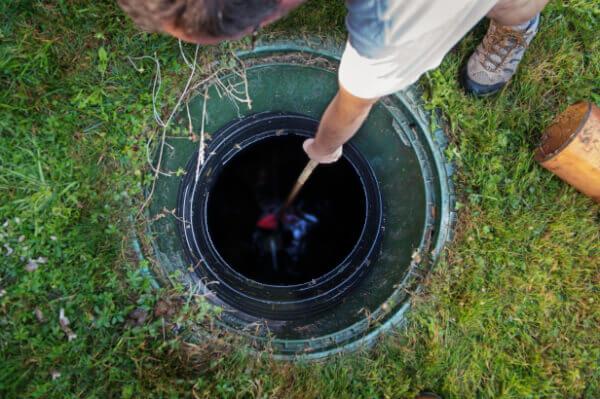 Comment savoir si votre système septique doit fonctionner