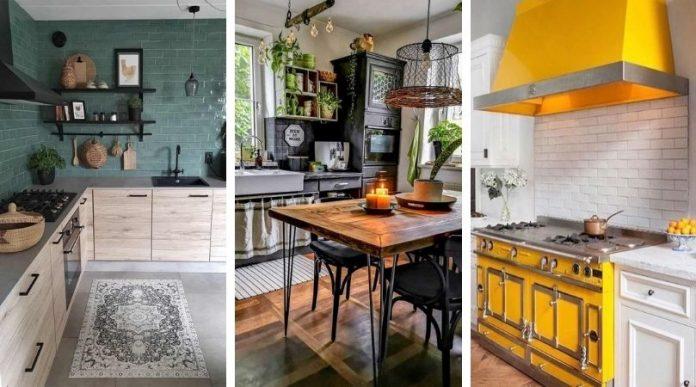 10 Idées pour une cuisine originale