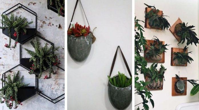 10 Pots de jardinière mural incroyables pour les fans de plantes dévoués
