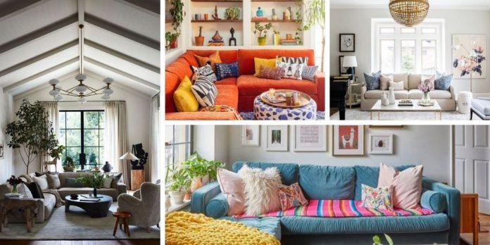 20 Salons incroyables pour l'inspiration de style
