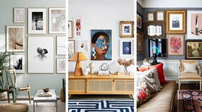 20 idées créatives de décoration murale