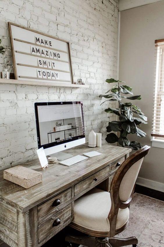 bureau à domicile