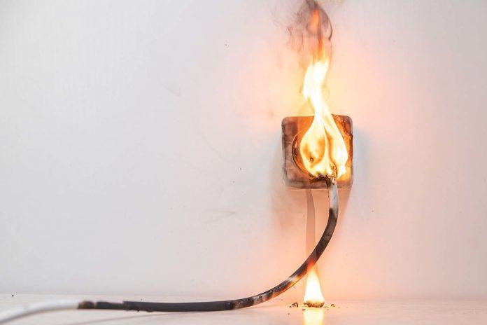 Quelles sont les causes des incendies électriques?
