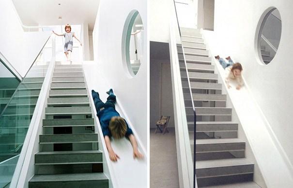 escaliers incroyables