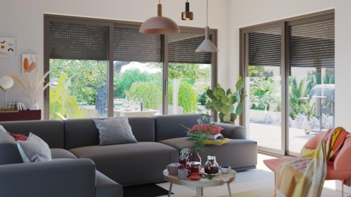 Cinq volets différents pour votre maison